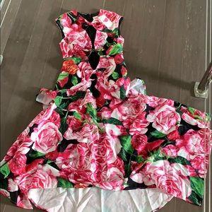 NWT dress w/ super sexy cut outs S